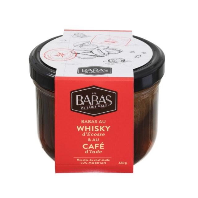 Image de Babas au Whisky d'Écosse et au café d'Inde - 380g