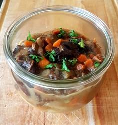 Image de Mijoté de porc aux pruneaux & pommes de terre